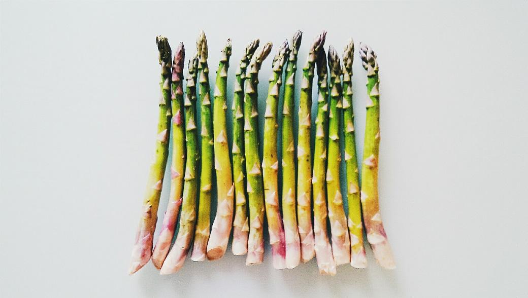 Asparagus Photography - vscofood