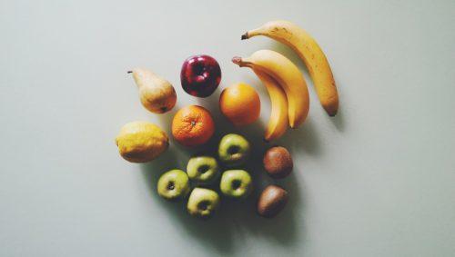 Fruits Set Photography