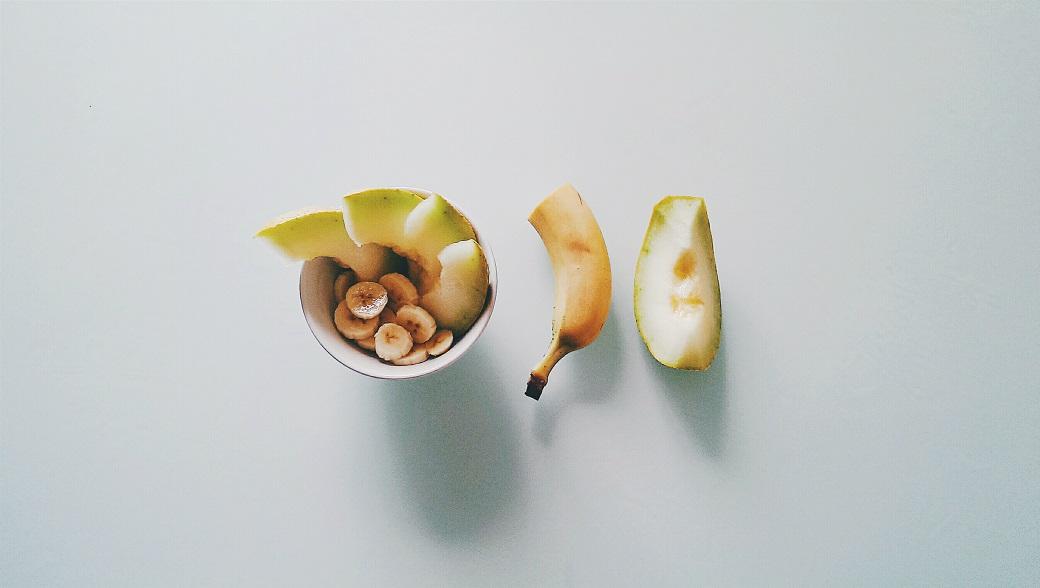 Melon Banana Breakfast - vscofruits
