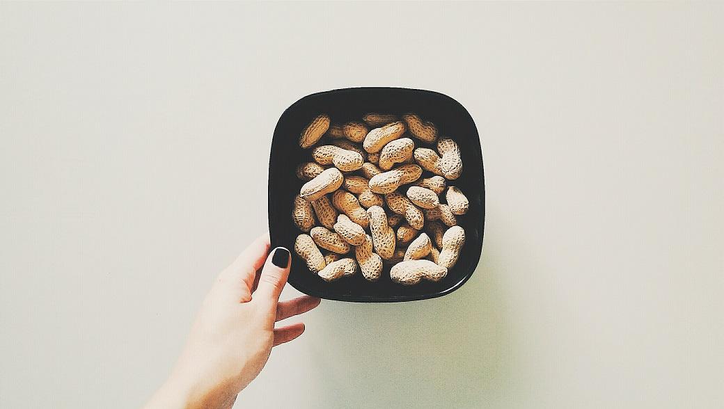 Peanuts Bowl - vscofood