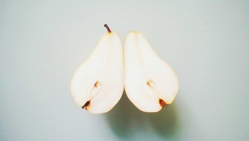 Pear Minimalist Photography
