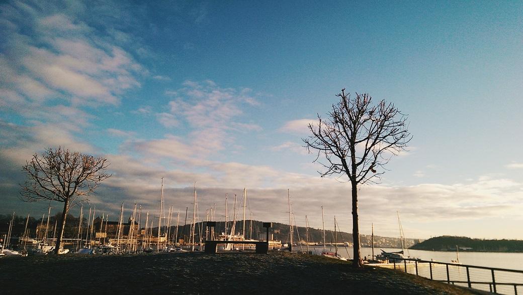 Aker Brygge Marina - Oslo, Norway