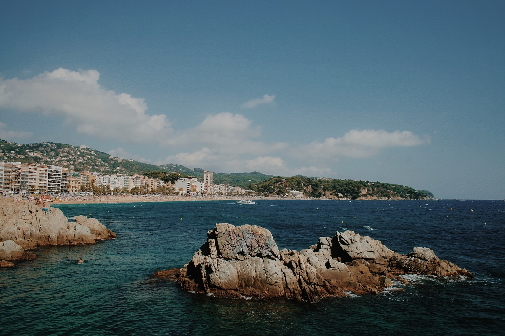 Lloret de Mar, Catalonia, Costa Brava, Spain