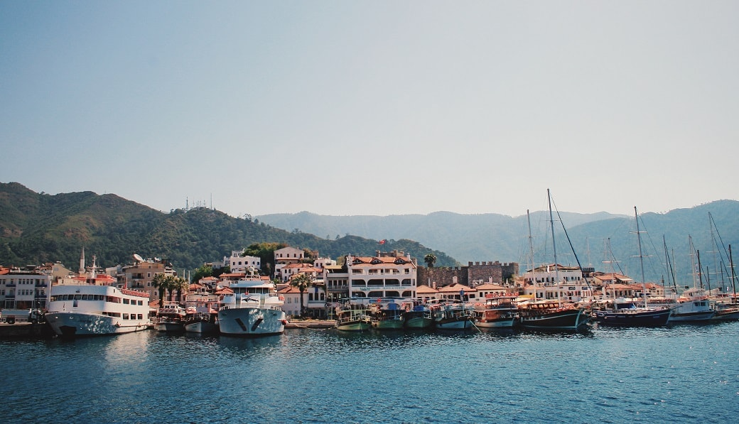 Marmaris Boat Trip, Turkey (1)