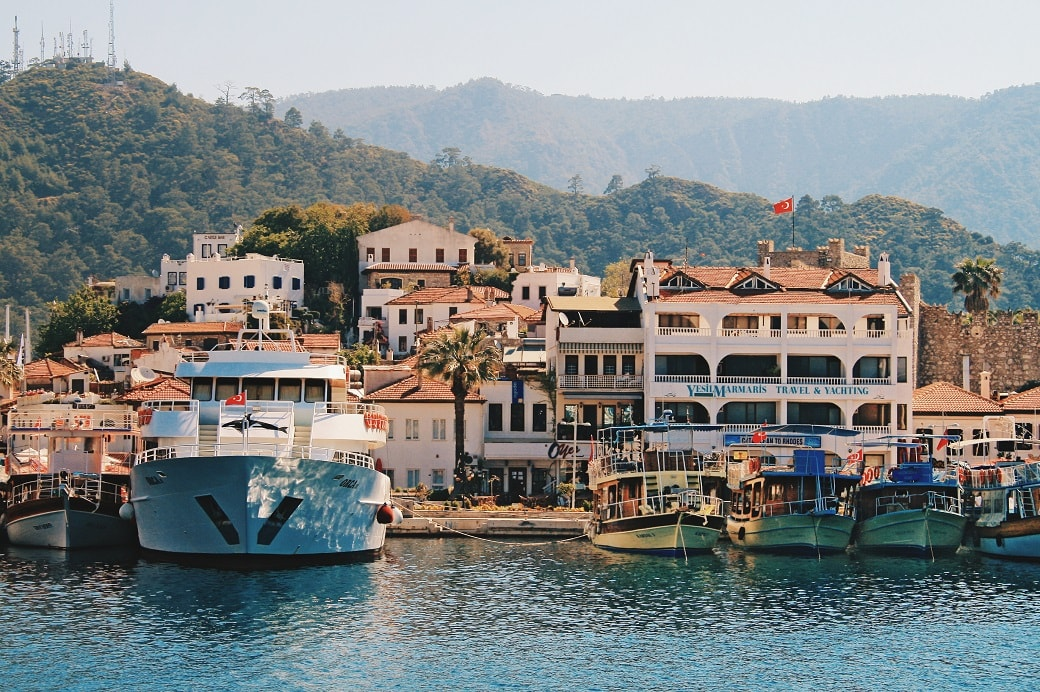 Marmaris Boat Trip, Turkey (2)