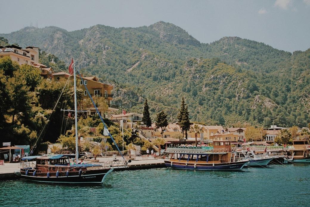 Marmaris Boat Trip, Turunc, Turkey (23)