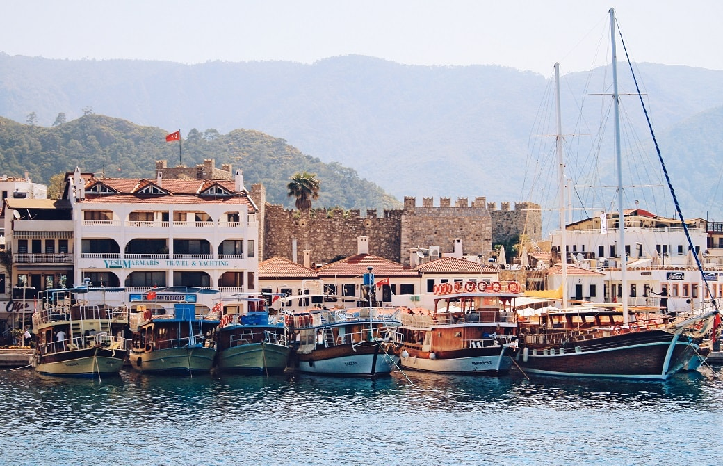 Marmaris Boat Trip, Turkey (3)
