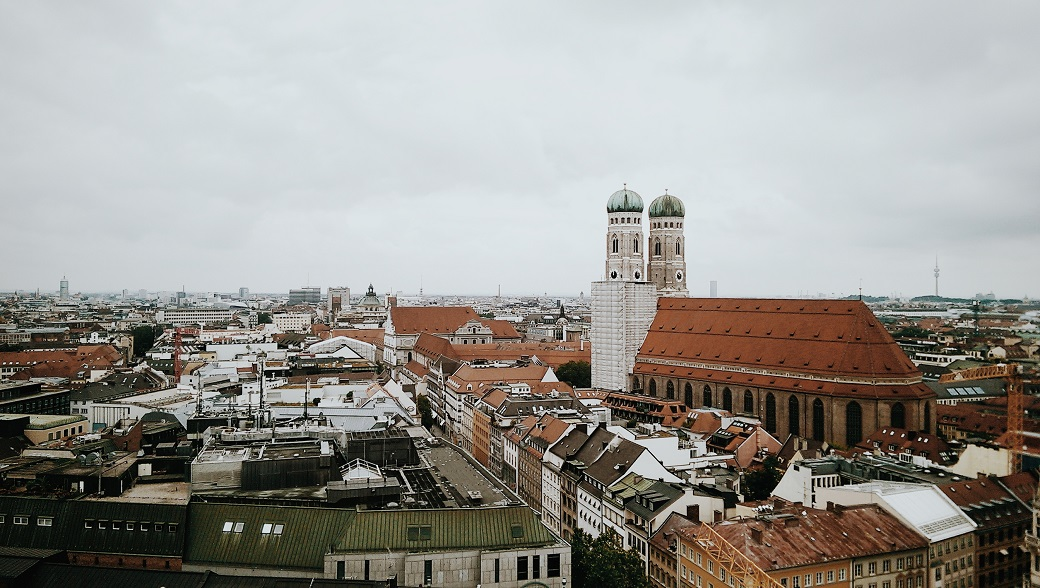 Frauenkirche, Munich, Bavaria, Germany