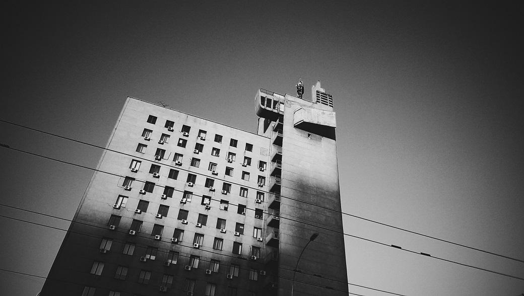 Urban Abstractions - Kyiv Ukraine