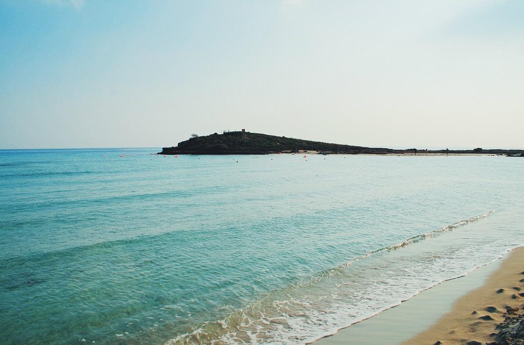 Nissi Beach, Nissi Bay, Cyprus