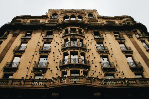 Barcelona architecture, Catalonia, Spain