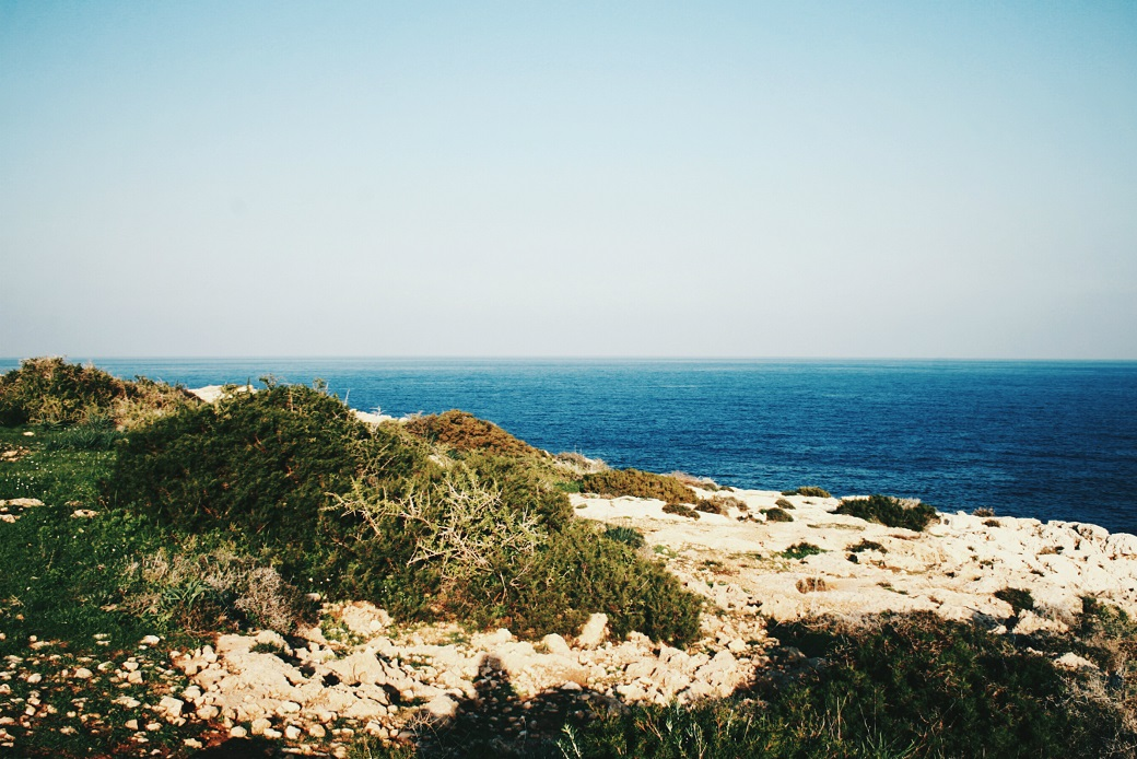 Cape Greco National Forest Park Cyprus