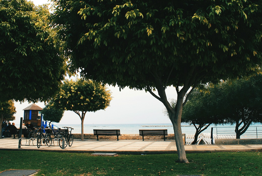 Limassol Seafront, Cyprus