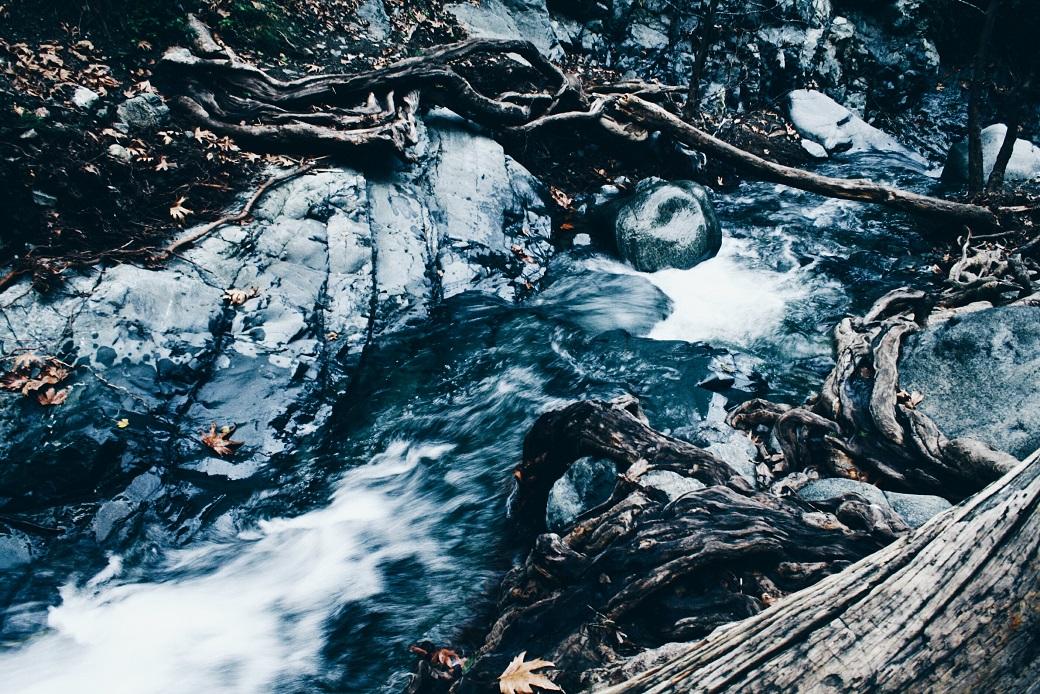 Milomeris Waterfalls Trail, Pano Platres, Cyprus