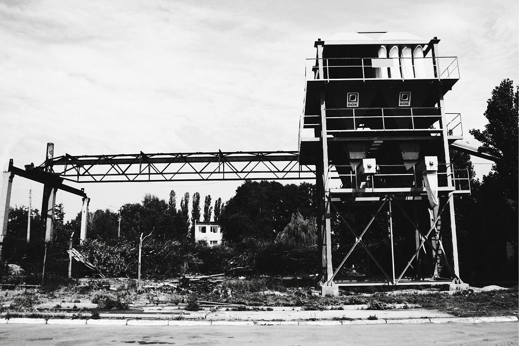Industrial Landscapes, Cherkasy, Ukraine