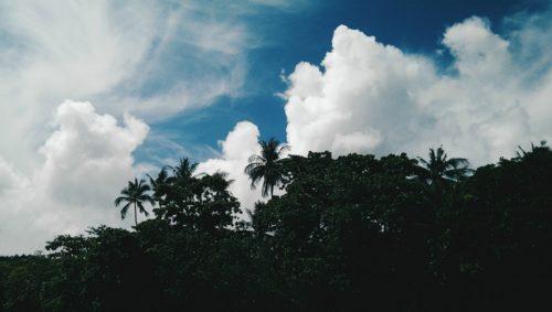 Ao Nang Beach Landscape