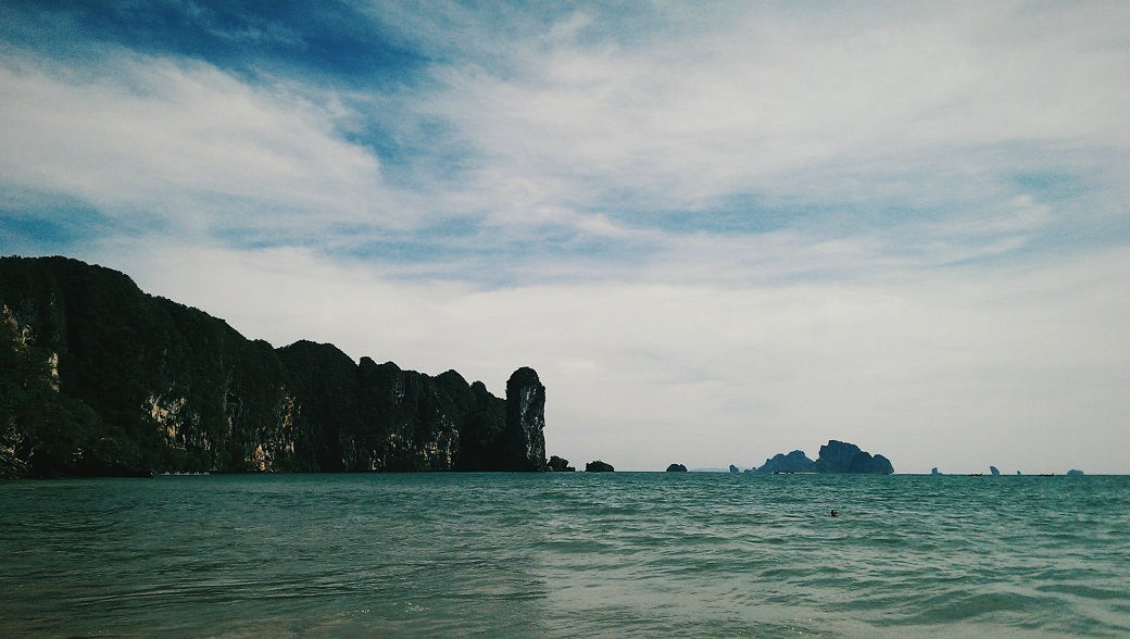 Ao Nang Beach Sea View
