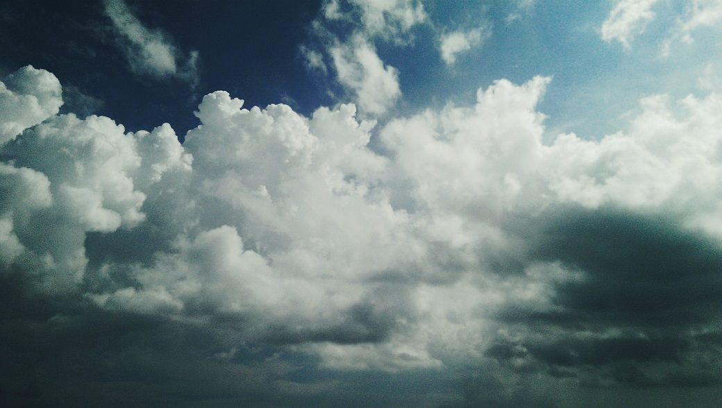 Ao Nang Blue Sky, Cloud Formations