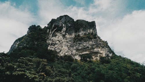 Ao Nang Limestone Cliffs Jungles Trails