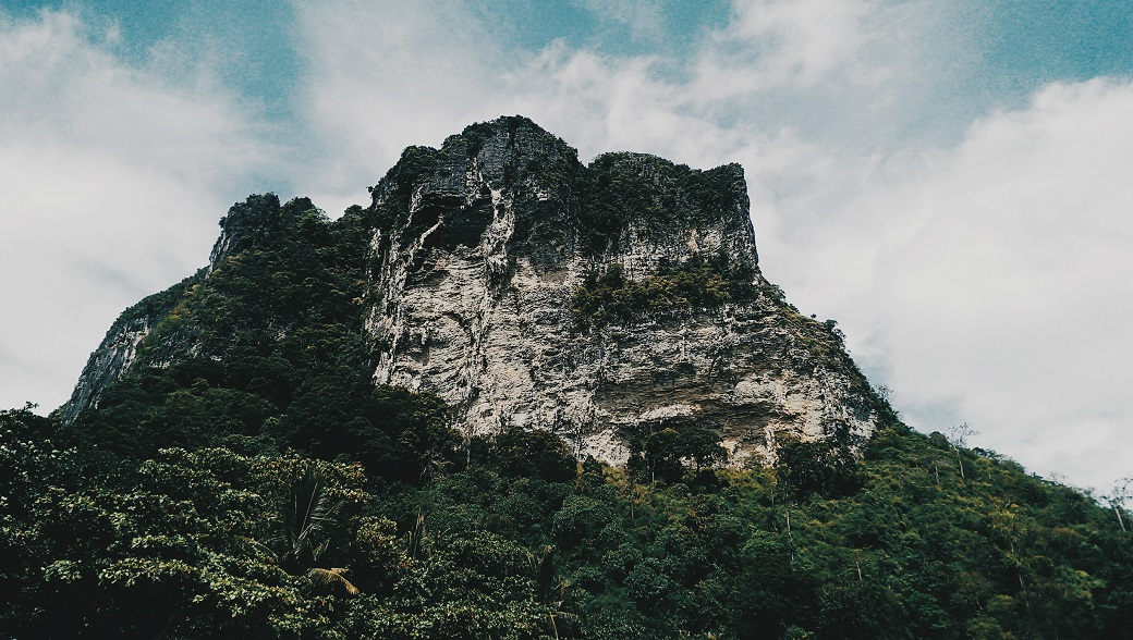 Ao Nang Limestone Cliffs Jungles Trails