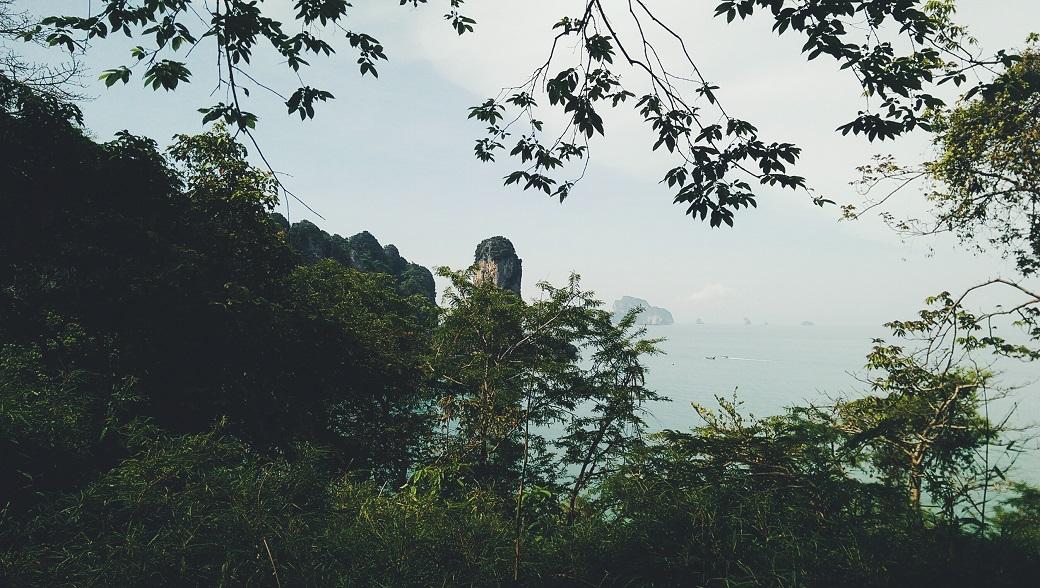 Ao Nang Monkey Trail Pai Plong Beach