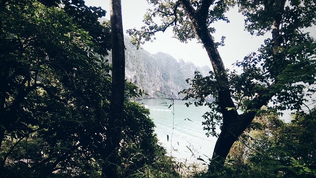 Ao Nang Monkey Trail, Pai Plong Beach