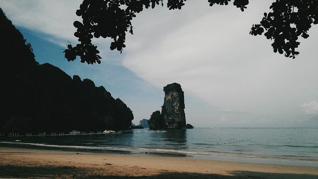 Pai Plong Beach Ao Nang Krabi