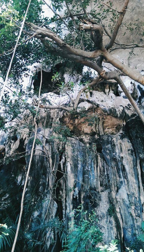 Phra Nang Caves Krabi Thailand