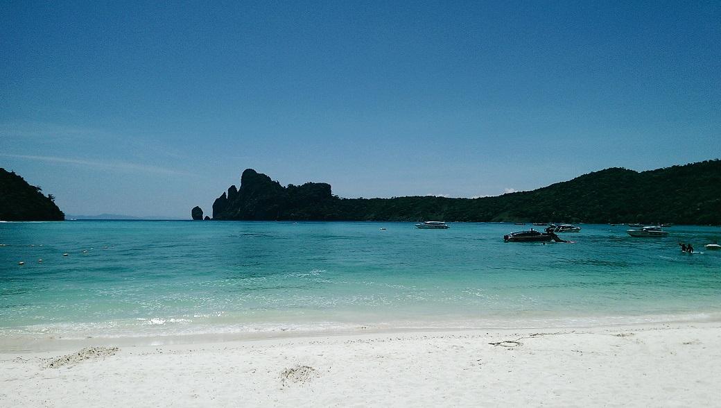 Phi Phi Don, Ao Nang, Krabi,Thailand