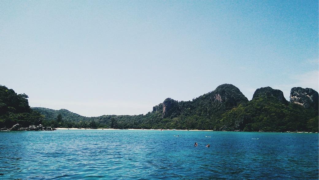 Phi Phi Islands, Ao Nang, Krabi, Thailand